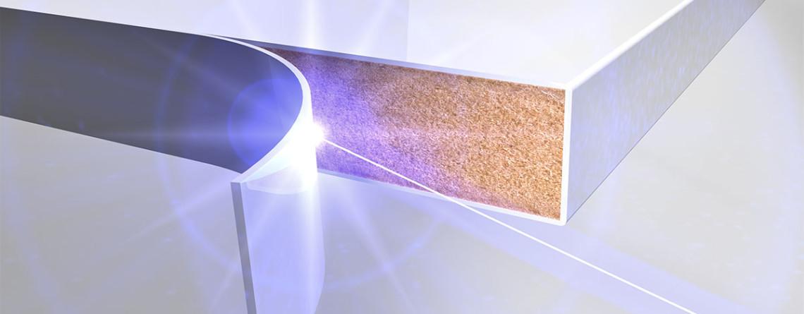 Laserkantar